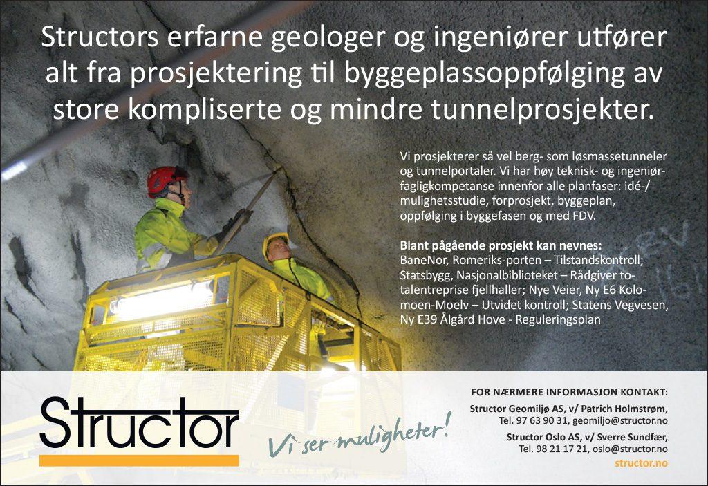 Tunnelarbeid