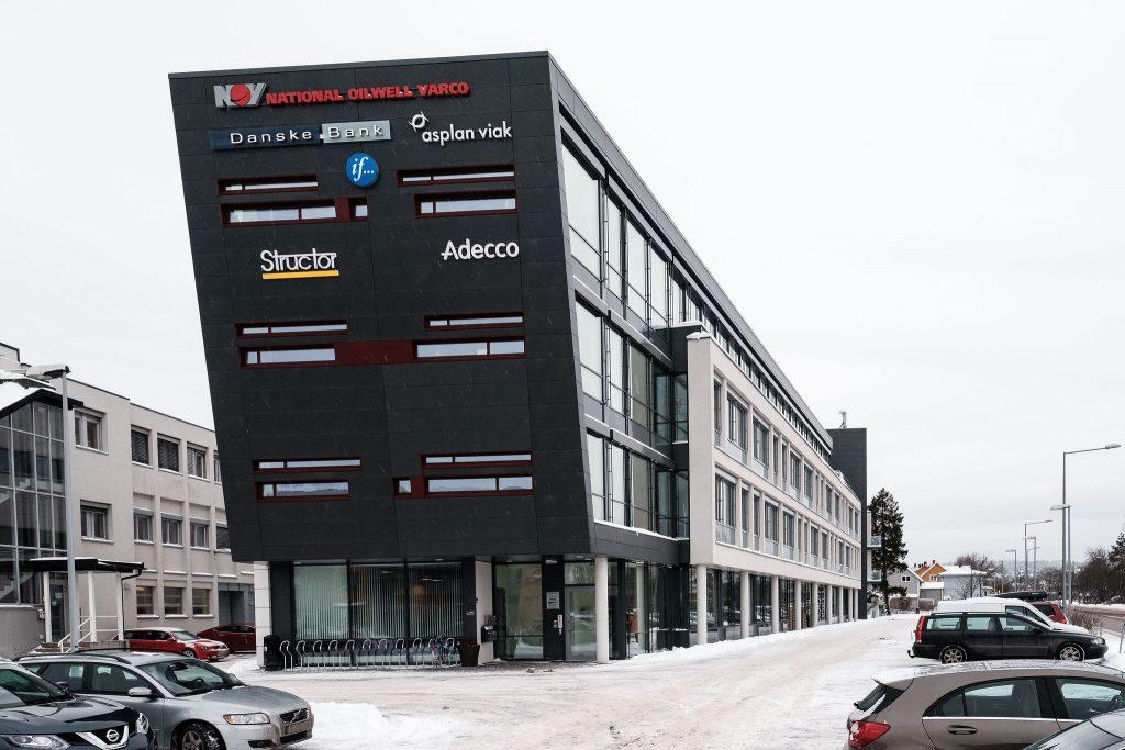 Structor Vestfold, Tønsberg kontor