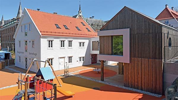 Haugeveien barnehage Bergen