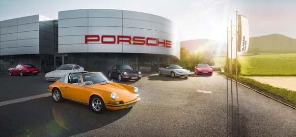 Porsche Classic Center Son