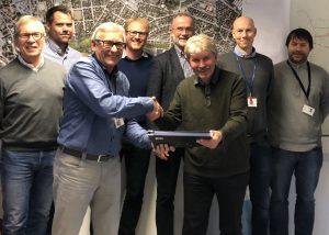 Structor signerer kontrakt med Banenor