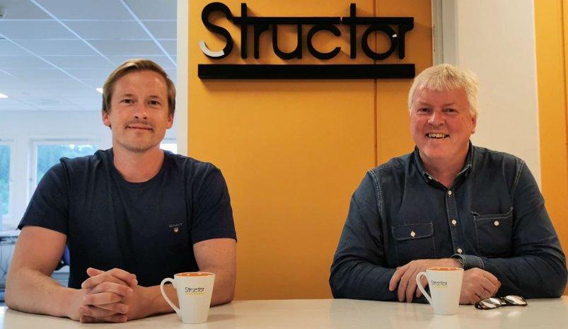 Structor Trondheim - nye ansatte