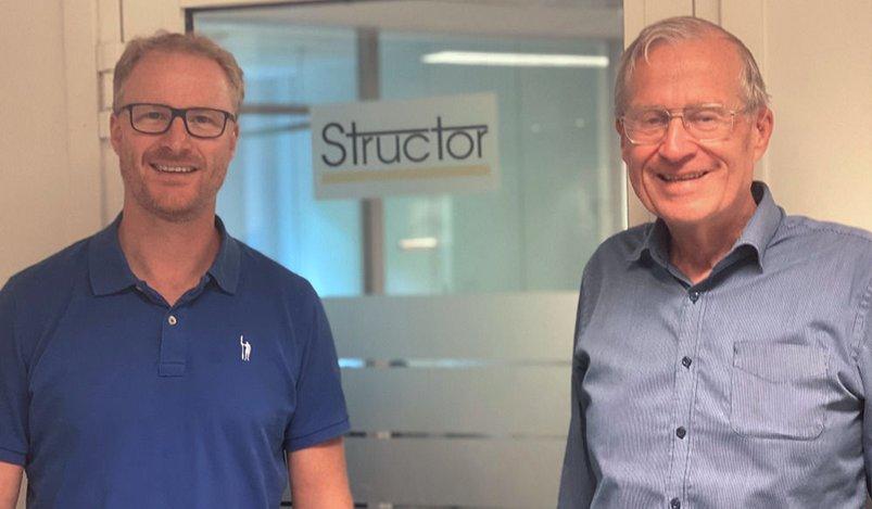 Lars Toverud til Structor