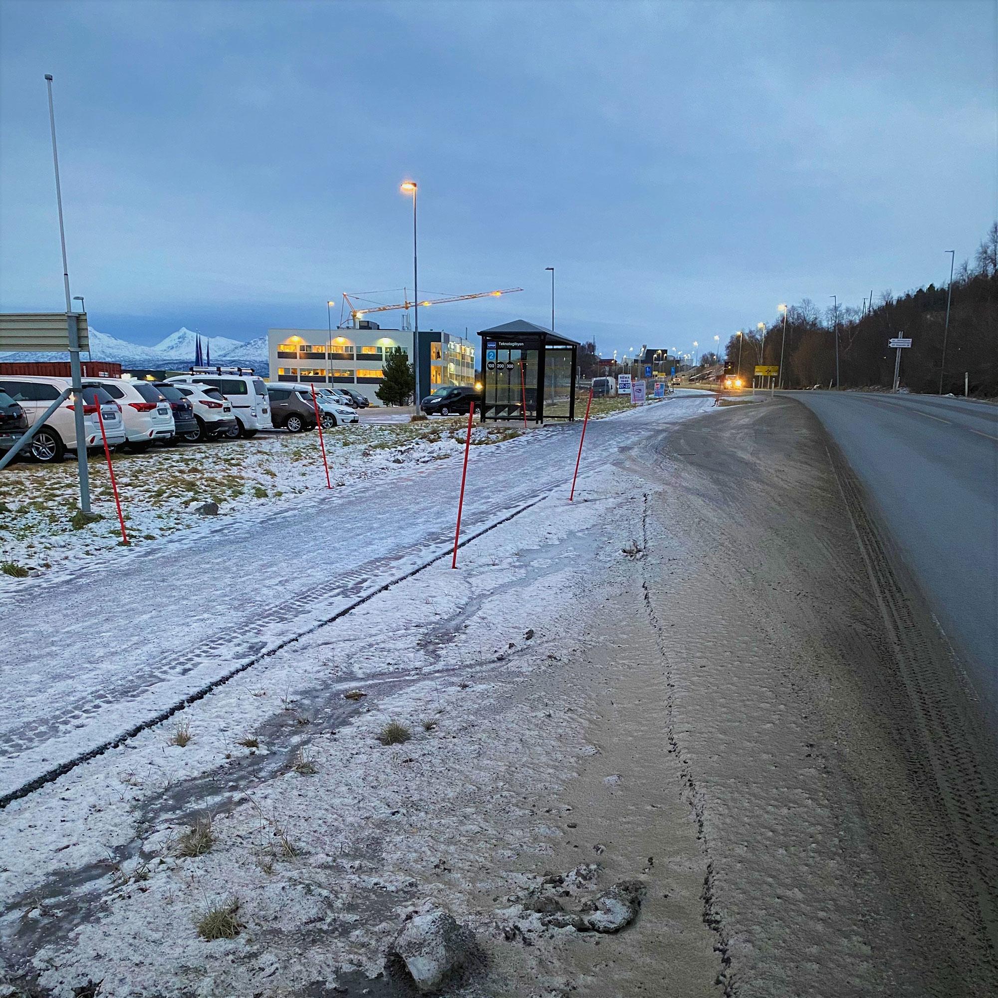 Narvik - Teknologveien E6